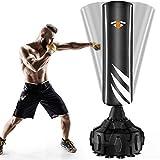 Boxsack Standboxsäcke Trainingsgeräte Erwachsene Freistehender Standboxsack, MMA...