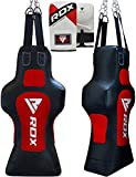 RDX Boxsack MMA Kampfsport Muay Thai Boxen Sack Set Kickboxen Training Boxhandschuhe...