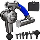 Massagepistole, RENPHO Muskel Massage Gun Massagepistole Elektrisch mit Verstellbarem Arm...