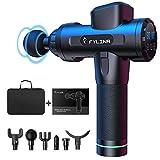 FYLINA Massagepistole, Massage Gun, Massagepistole Massagegerät mit 30 Geschwindigkeiten,...