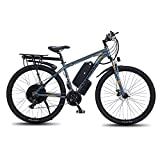 Hyuhome 29' Elektro Mountainbike für Erwachsene, 1000W MTB E-Bike für Herren 48V 13A...