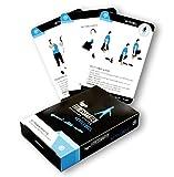figgrs Trainingskarten Kettlebell I 50 Fitness Übungen für dynamisches...