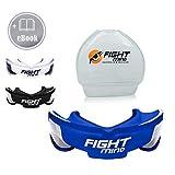Fight Mind Premium Mundschutz - BPA-freier Zahnschutz für Kampfsport, MMA, Krav MAGA,...