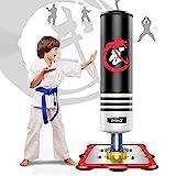 Dripex Boxsack Kinder Freistehender Standboxsack Boxpartner Boxing Trainer Punching...