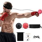 Eyscoco Boxtraining,Boxtraining Ball,Reflex Fightball Speedball, Punch Boxing Ball Mit...