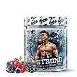 Rocka Nutrition STRONG Kreatin Vitamin K2+D3 Magnesium und Zink speziell für eine vegane...