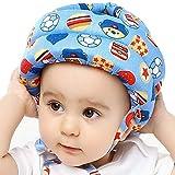 IULONEE Baby Helm Kopfschutz Kleinkind Schutzhut Baumwolle Verstellbarer...