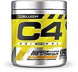 Cellucor C4 Original - Nahrungsergänzungsmittel Pre-Workout - Orange Burst - 60 Portionen