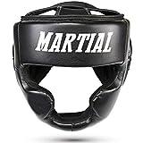 Martial Kopfschutz mit hoher Schlagdämpfung! Gesichtsschutz mit Perfekter Sicht und...