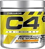 C4 Original - Pre-Workout-Booster - Orange | Getränkepulver für Energy Drink | 150 mg...
