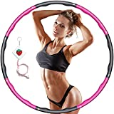 Hula Fitness Reifen Hula Fitness für Erwachsene & Kinder zur Gewichtsabnahme und Massage,...